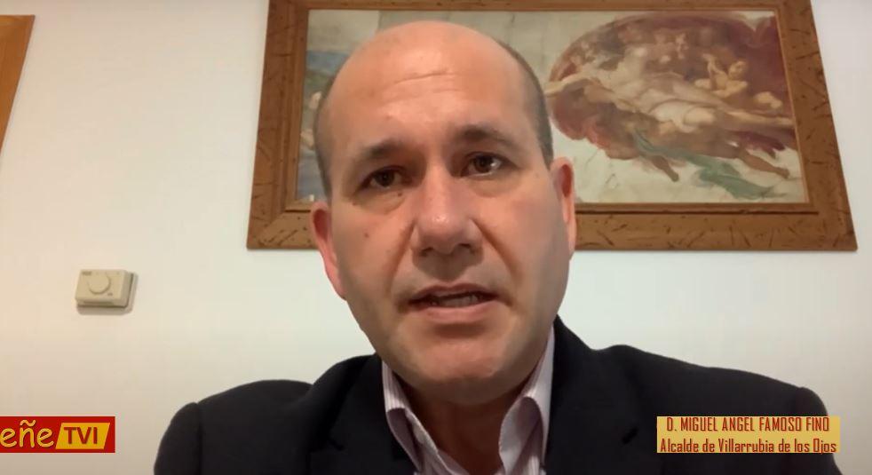 Última hora Alcalde sobre el covid19 en Villarrubia