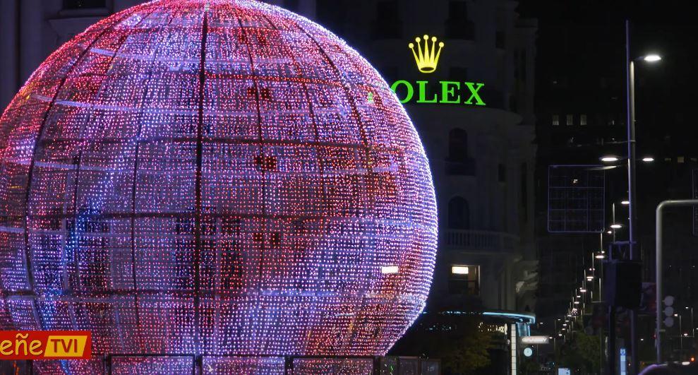 Luces y desos en Navidad 2020