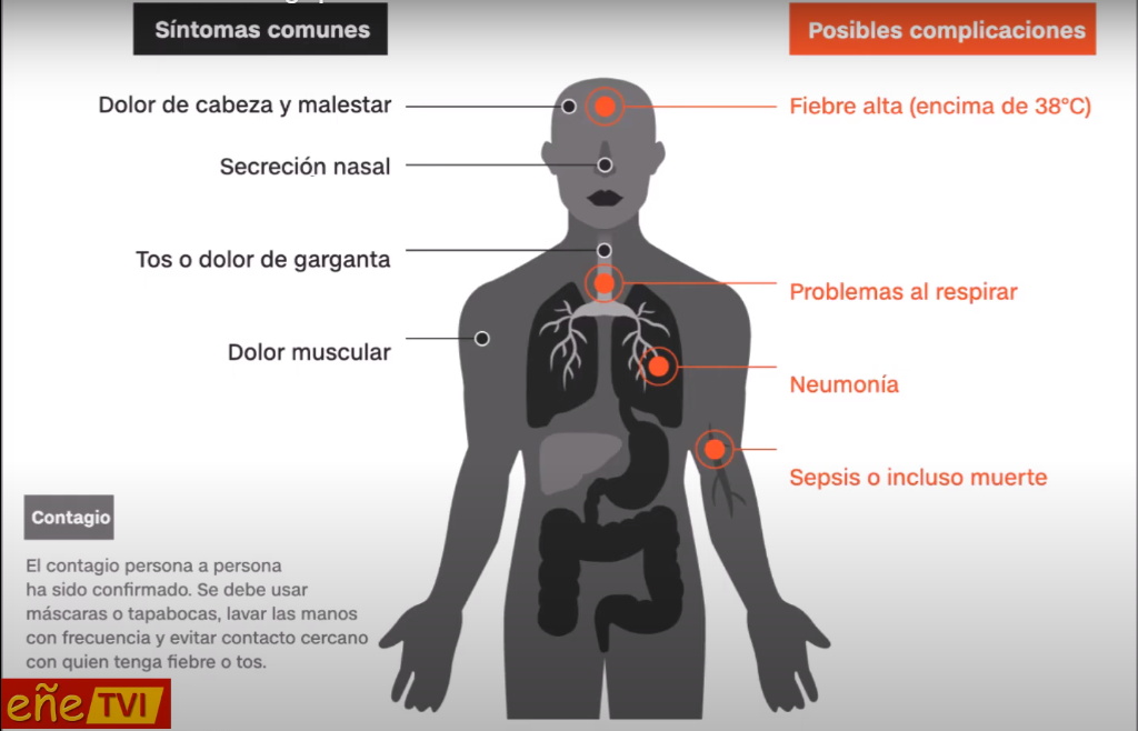 Diferenciar refriado gripe covid