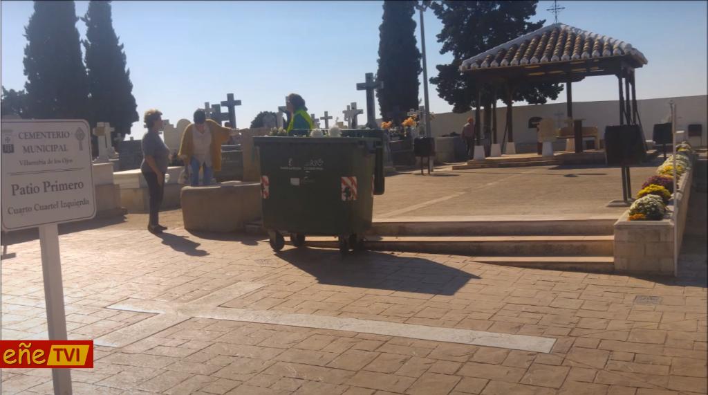 2020 Cementerio en Covid