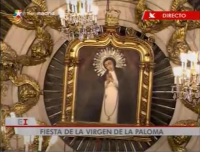 Día Virgen de la Paloma (Madrid) Virgen del Prado (Ciudad Real)