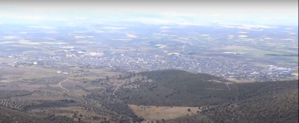 La Gran Llanura Manchega Montes de Toledo
