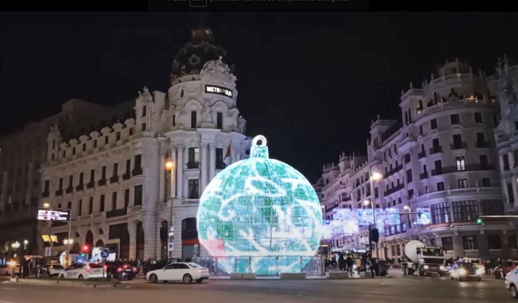 Campanadas 2021 Madrid abrimos la puerta