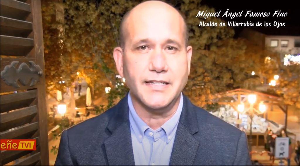 Felicitación 2020 del alcalde Miguel Angel Famoso Fino